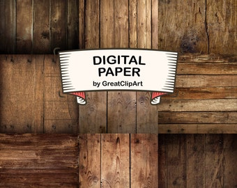 9 Rustic Wood Digital Paper, Wood Backdrop, Printable Wood Background, Wood Scrapbook Paper,Wood Background,digital paper,scrapbooking paper