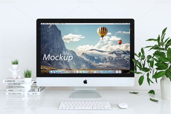 imac mockup 01 computer screen design imac mockup apple