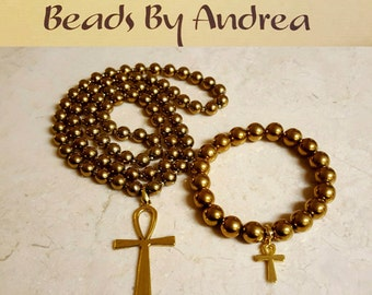 Ankh Collection-Pure Gold Set