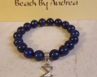 "Fraternity Charm Collection-""Sigma"""