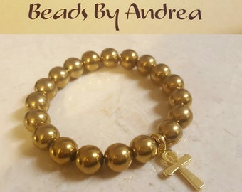 Ankh Collection-Pure Gold