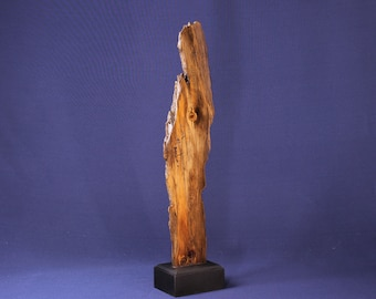 Natural Wood Sculpture, Forest Sculpture , Driftwood Sculpture: 19075 River Variations
