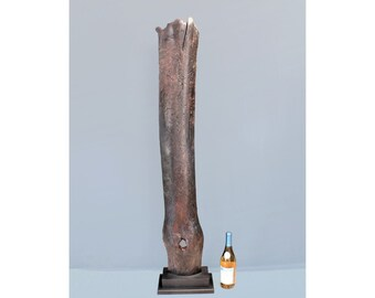 Wood Sculpture, Forest Sculpture , Driftwood Sculpture : 18039 Obelisk
