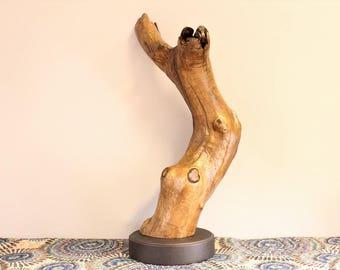 Forest Sculpture , Driftwood Sculpture  : 15114 River Dancer