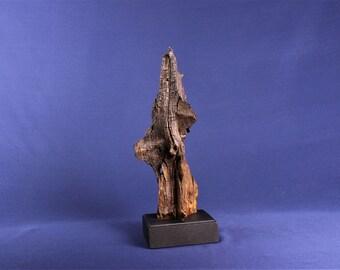 Natural Wood Sculpture, Forest Sculpture , Driftwood Sculpture: 19046 Cathedral