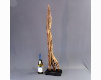 Wood Sculpture, Forest Sculpture , Driftwood Sculpture : 18060 Forest Triad