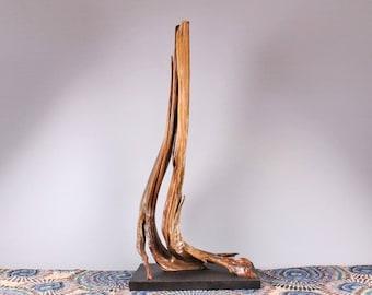 Wood Sculpture, Forest Sculpture , Driftwood Sculpture : 18012 Aspiration