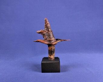 Natural Wood Sculpture, Forest Sculpture , Driftwood Sculpture:  19051 Flash