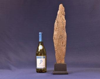 Wood Sculpture, Forest Sculpture , Driftwood Sculpture : 15107 Serenity
