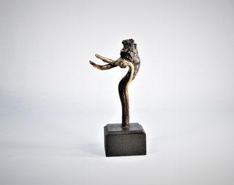 Natural Wood Sculpture, Forest Sculpture , Driftwood Sculpture: 21008 Forest Elegance