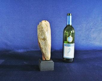Natural Wood Sculpture, Forest Sculpture , Driftwood Sculpture: 200113 Comfort