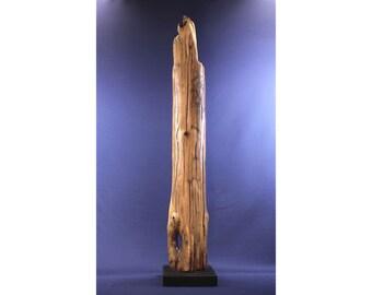 Natural Wood Sculpture, Forest Sculpture , Driftwood Sculpture: 20004 Forest Monument