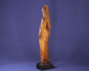 19075 Natural Wood Sculpture, Forest Sculpture , Driftwood Sculpture: 19075 River Variations