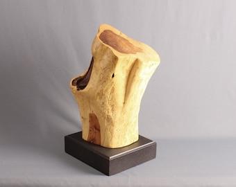 18035 Wood Sculpture, Forest Sculpture , Driftwood Sculpture : 18035 Tree of Life