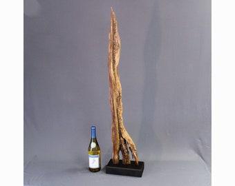 18060 Wood Sculpture, Forest Sculpture , Driftwood Sculpture : 18060 Forest Triad
