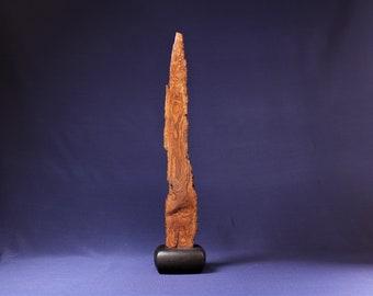 19040 Natural Wood Sculpture, Forest Sculpture , Driftwood Sculpture: 19040 River Eddies