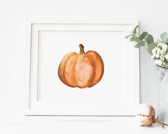 fall pumpkins etsy