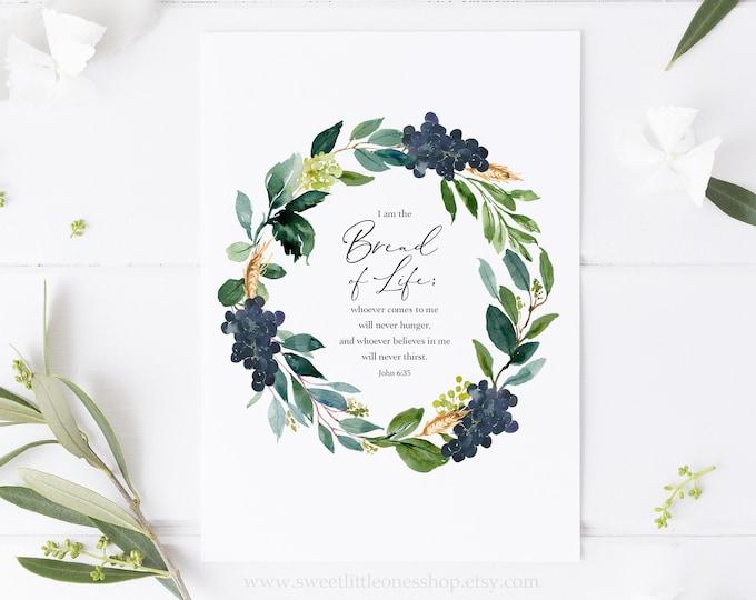 Sacrament Cards & Prints