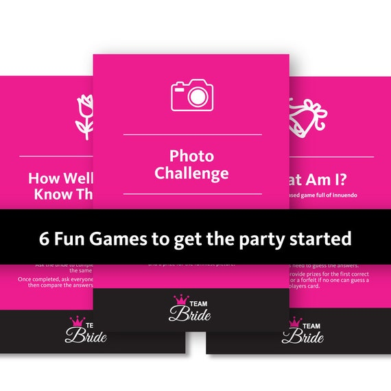 Good prizes for hens night games