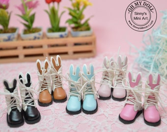 Shoes for Blythe// Boots for Barbie Azone Licca Pullip OMD B60
