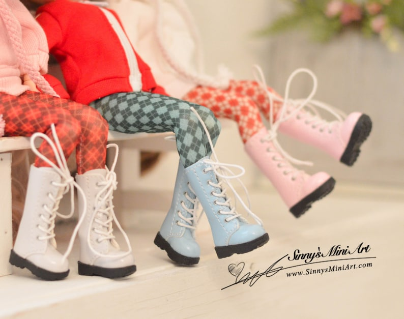 d4fd2691efdf 10% OFF Boots for Blythe  Boots for Barbie Azone Licca Pullip