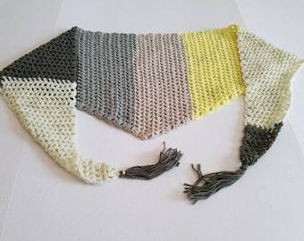 Crochet scarf/wrap