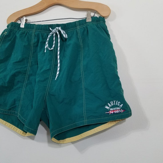 Sketch Howling Wolf Mens Beach Shorts Casual Surfing Trunks with 3 Pockets