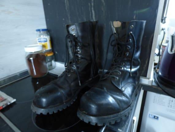 Vintage safety shoes New Rock 90's Vintage Gotic P