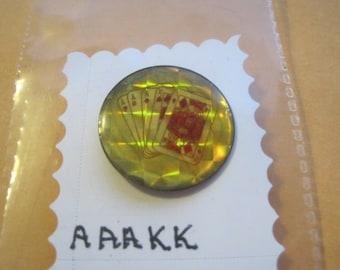 AAAKK Lapel Pin