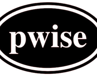 Knitting Decal pwise  Purl Wise