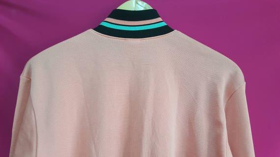 Vintage Adidas Jacke rosa Farbe sehr guten Zustand