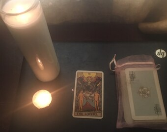 Psychic Reading and FREE Magic Spell