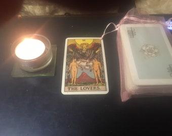 Mini Tarot Reading with FREE Magic Spell