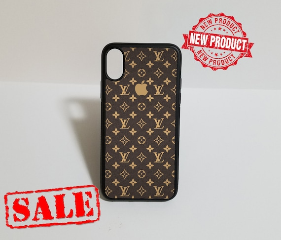 louis vuitton iphone x case iphone 10 case iphone 10 phone etsy