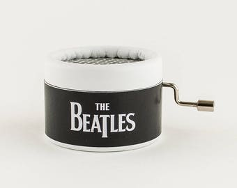 The Beatles Music Box. Tunes: Here comes the sun, Hey Jude, Let it be, Imagine, ...