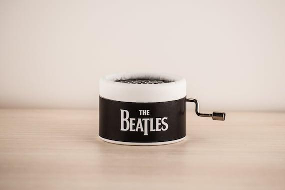 The Beatles Let It Be Crank Mini Music Box