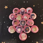 She Ra Buttons