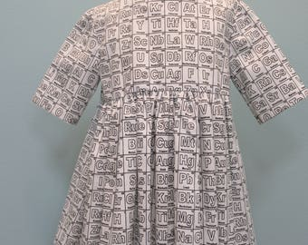 Girl's Periodic Table Amelie Dress