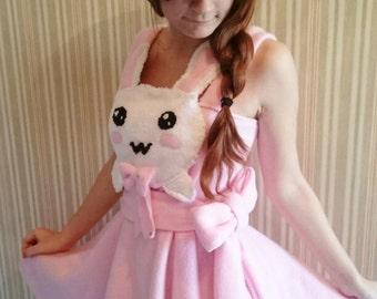 Cute bunny dress
