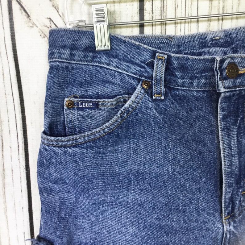 Vintage Lee high waist shorts