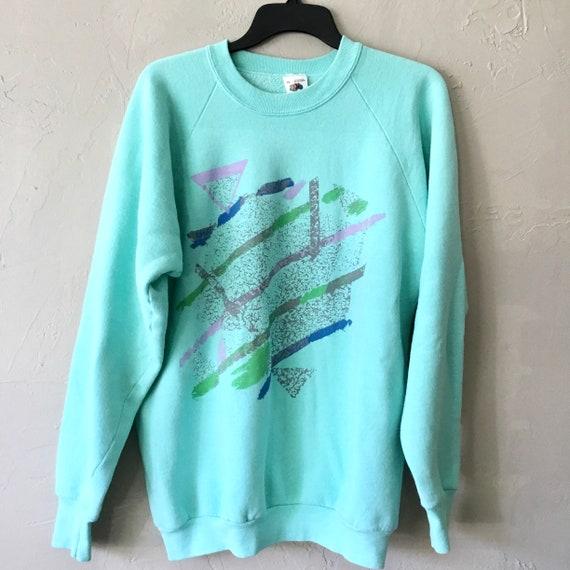Vintage Fruit of the Loom graphic sweatshirt