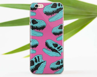 Dinosaur iPhone X Case iPhone 8 Case Hipster iPhone 7 Plus iPhone 6S Plus Case Samsung Note 8 Phone Case for Samsung Galaxy S8 Case 696D1139