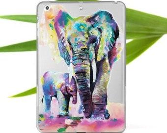 best value 3dd26 c07c3 Elephant iPad Case iPad Pro 12.9 Case iPad 11 Cover Animal iPad Mini 5 iPad  Air 3 2019 iPad 3 Hard Case iPad Mini 4 iPad 2 Case 696D4024