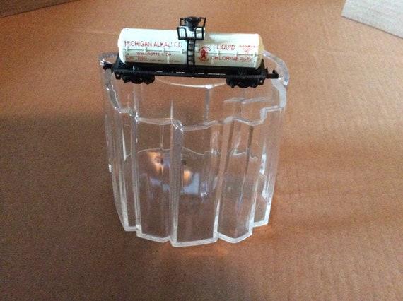 Rare N Scale MINITRIX Model Train Tanker Car