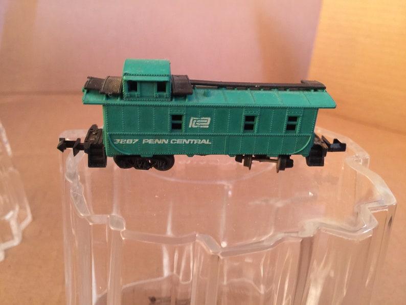 Rare Vintage N Scale MINITRIX Model Train Caboose