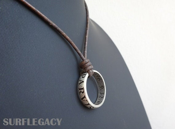 Nathan Drake Ring Pendant Nathan Drake S Ring Necklace Etsy