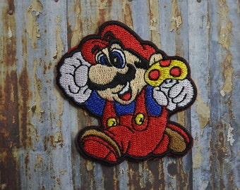 Nintendo Arcade Game Retro Embroidered Iron On Or Sew On Patch