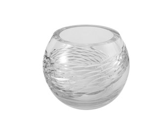 Modern Czech Glass Vase