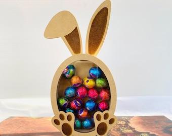 BUNNY | Rabbit Easter Egg Drops | Piggy Bank | Money Box