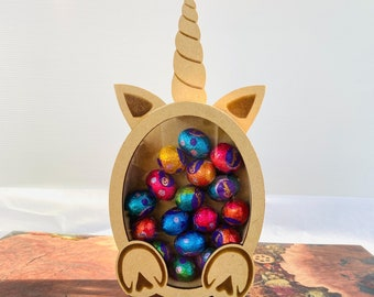 Unicorn | Magical Easter Egg Drops | Piggy Bank | Money Box